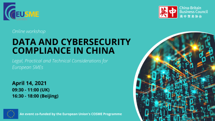 Data and Cybersecurity Compliance in China