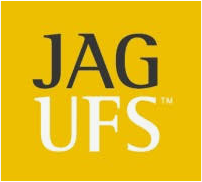 JAG-UFS International logo